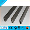 50*30mm Black Rectangular Steel Pipe