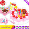 Hot Sale Plastic Birthday Cake Toy Pretend Play