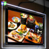 Crystal Light Box with LED Backlit Advertising Display Sign