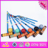 2016 Wholesale Baby Wooden Croquet Mallet, 6-Player Kids Wooden Croquet Mallet, Funny Children Wooden Croquet Mallet W01A171