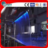 Fenlin Garden Pool LED Color Changing Decorative Wall Waterfall