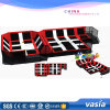 Indoor Commercial Use Trampoline with Foam Bungee Trampoline