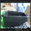 Commercial Cleaning Plastic Parts Auto Sweepers with LLDPE Rotational Molding