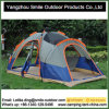 Performance 6-People Three Room Lightweight Automatic Camping Tent OEM