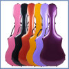 Smooth and Shining Surface Fiberglass Hard Shell Guitar Case