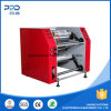 China Manufacturer Semi Auto Stretch Film Slitter Rewinder Machinery