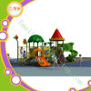 Daycare Play Equipment Plastic Outdoor Playground for Kids