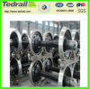 Steel Wheel Sets Railway Vehicle Coach/ Wagon Applied