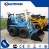 70HP Wheeled Skid Steer Loader with 0.5cbm Bucket Jc70