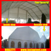2018 White Polygon Roof Marquee Tent for New Product Show 1000 People Seater Guest