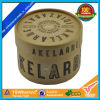 Eco-Friendly Craft Paper Round Cheese Packing Box (NL01)