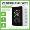 Air Environment Quallity Detector CO2 Gas Concentration Carbon Dioxide Meter for Temperature Humidity CO2 Tester Monitor