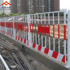 Traffic Safety and Road Safety Using, Galvanizing Steel Crowd Control Barriers, Temporary Barriers, Temporary Fence, Central Isolation Barrier and Road Barriers