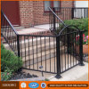 Modern Metal Residential Privacy Fencing