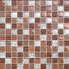 Crystal Glass Wall Decor Mosaic Tiles (G823017)
