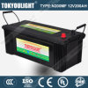 JIS Standard Maintenance Free Truck Battery with N200mf 12V200ah