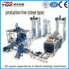 Price Concrete Block Machine Jiaangsu Qt10-15 Automatic Concrete Block Machine for Sale Price