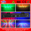 Four-Head RGB Flash DJ Disco LED Lighting