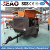 Hg400m-13 China Portable Diesel Air Screw Compressor with Drilling Rig for Blast Hole Mining