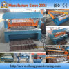 Mitsubishi PLC Roof Cold Roll Froming Machine with CE ISO