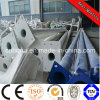 Garden Lamp Poles, Square, Highway, Street, Square Application and Round Type Galvanized Street Lighting Pole 12m
