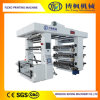 Tight and Efficient  6 Color Plastic Film/Flexo Printing Machine Bofeng Brand with PLC Control