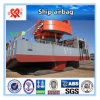 Natural Rubber Airbag as Ship Launching Tool