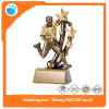 Creative Resin Soccer Figure Trophies and Awards