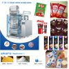 Automatic Multilane Sachet Packing Machine for Shampoo/Lotion/Essense/Pharmaceutical/Honey/Nutrition/Liquid Filling Packaging