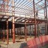 Structure Steel Frame Light Prefabricated Workshop Building in Uruguay