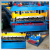 Color Steel Glazed Roofing Tile Roll Former Machine