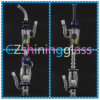 New Wholesale Colored Glass Water Pipe Smoking Pipe Oil Rig