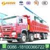 Used HOWO Dump Truck 12 Wheels Chinese Heavy Duty Truck Tipper Truck 380HP 8X4 Chinese Tipper