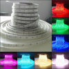 Waterproof IP67 RGB Flexible LED Light Strip with Ce, RoHS and ETL
