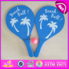2015 Hot Sale Funny Games Beach Paddle Racket, Summer Sports Game Beach Rackets, Promotional Gift Beach Ball Racket Game W01A102