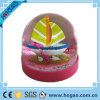 Good Quality Polyresin Pink Water Globe