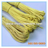 Fireproof Kevlar Aramid Rope for Protection Industry