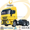 Iveco Hongyan 390HP S100 Tractor Truck Head with High Roof