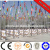 Aluminum Telescopic Flag Pole