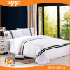 Hotel Supplies Wholesale 100% Cotton White Embroidery Bedding Sets