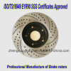 Auto Parts Brake Rotors for Nissan