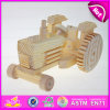 Hot New Product for 2015 Kids Wooden Toy Truck, Latest Wooden Truck Toy for Children, Funny Mini Cheapest Wooden Truck Toy W04A138