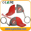 Carton Baseball Cap PVC USB Flash Pen Driver for Free Sample (EG098)