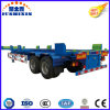 Two Axle Yard Semi Trailer for Port Use