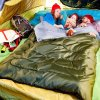 Cold Weather 2 Person Waterproof Sleeping Bag for Adults or Teens