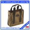 Leisure Fashion Waxed Canvas Tote Bag for Shpping