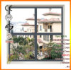 90mins Fixed Four-Pane Steel Fire-Rated Window