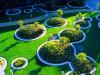 Natural Artificial Grass Synthetic Grass Recreation Grass for Garden or Landscaping Grass