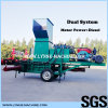 Diesel/Motor Power Mobile Driving Cattle Dairy Farm Straw Silage Feed Hydraulic Baler
