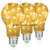 LED A60 String Bulb, E27 Warm white 2W[Equivalent to 20W Halogen Bulb] Decoration Indoor Use